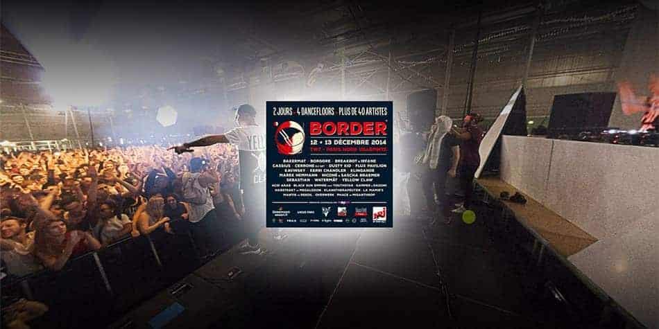 visite virtuelle festival Border