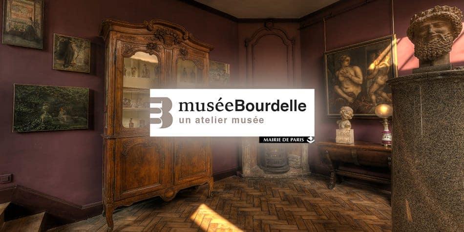 visite virtuelle musee bourdelle