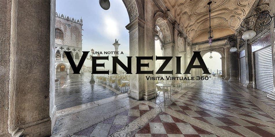 visite virtuelle de Venise